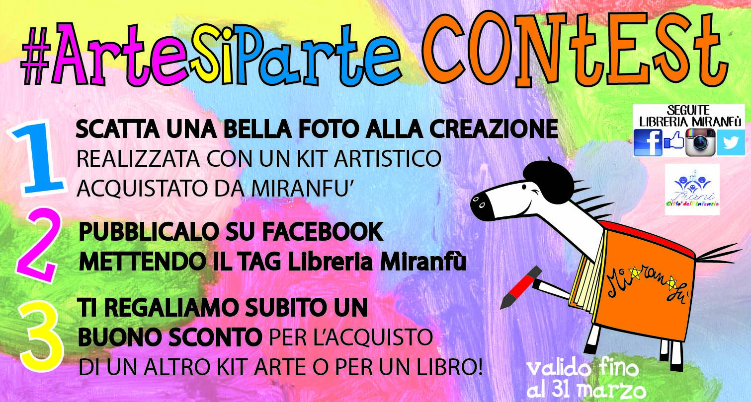 Contest #artesiparte